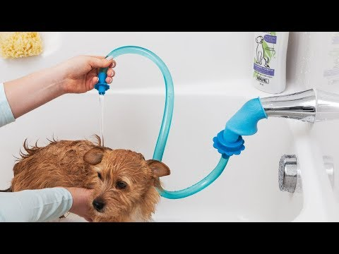 Rinseroo | Slip-On Shower Attachment Hose