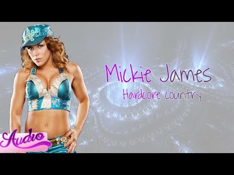 Mickie James - Hardcore Country (2013) (Official Audio)