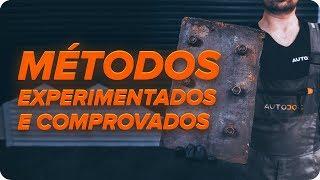 Substituir Amortecedor porta bagagens no Ford Fiesta V jh jd - vídeo dicas gratuitas