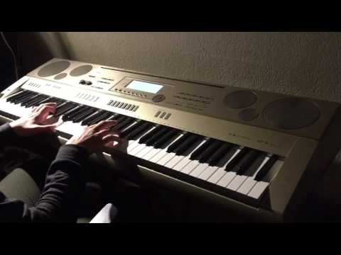 Tany Tany By Evin Agassi, Piano Version.