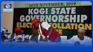 Kogi State Governorship Election Result Collation Pt.12