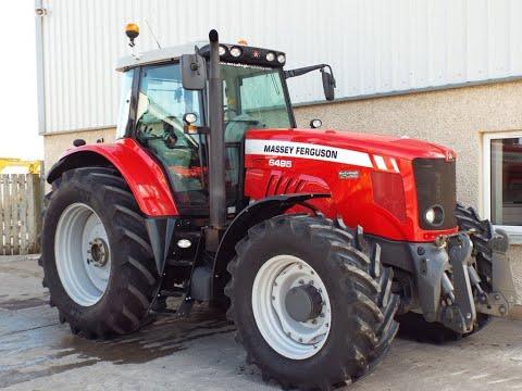 2009 Massey Ferguson 6495