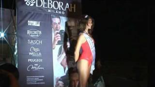 Selezioni Miss Italia Susanna Mussi