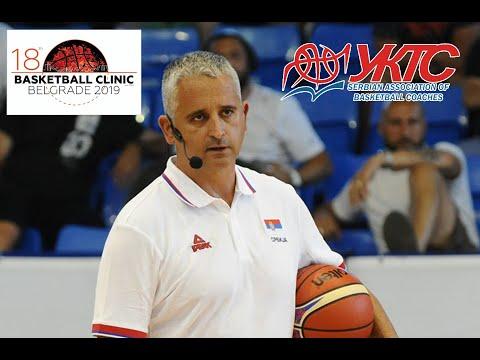 Igor Kokoskov - Individualne kosarkaske vezbe za kognitivni razvoj igraca
