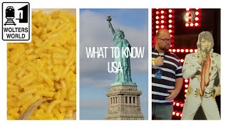 What to Know Before You Visit The United States