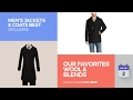 Our Favorites Wool & Blends Collection Men's Jackets & Coats Best Sellers