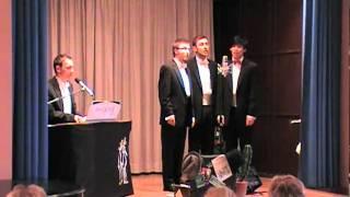Ein bisschen Leichtsinn kann nicht schaden - HarmoNovus im Konzert (06.03.2011, Schwarzenberg)