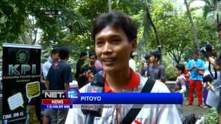 NET12 - Komunitas Pecinta Iguana di Surabaya