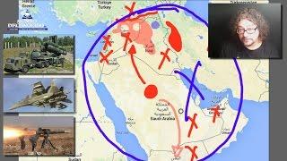 ¿Qué está ocurriendo en Oriente Medio?