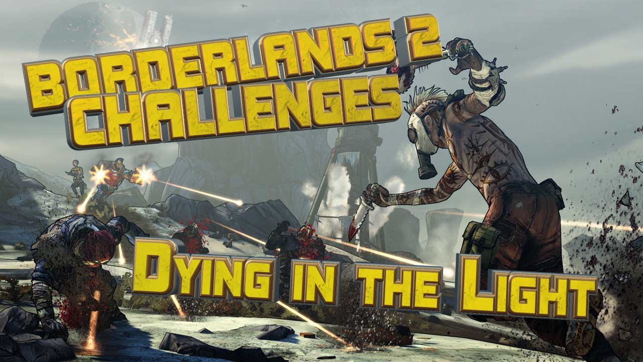 Borderlands 2 Vault Warrior Dying Light