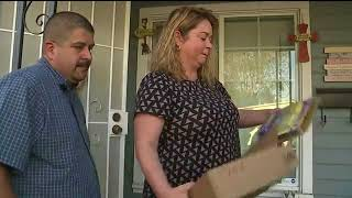 MARYSVILLE, Calif. - Package theft is all-too common during the hol...