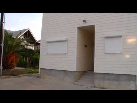 Protecting your home with steel roll down shutter.