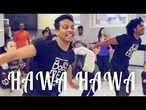 Hawa Hawa - Mubarakan | Remix. Bollywood Master Class | Naz.C | Bolly Flex. Dance Cover. Athens