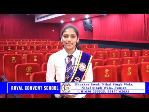 FASTWAY | ROYAL CONVENT SCHOOL | ADVERTISEMENT