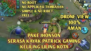 How to Expand the Mobile Legends Screen Map | View Map Drone Mobile Legends