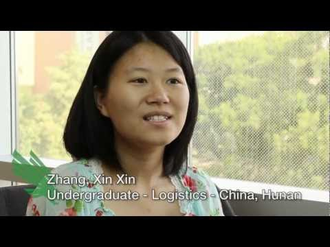 Why North Texas? Hear from Chinese students at UNT!