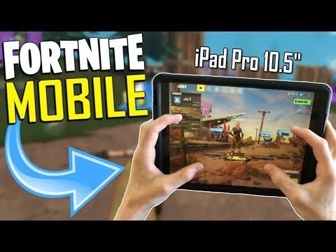 FAST MOBILE BUILDER on iOS / 125+ Wins / Fortnite Mobile + Tips & Tricks!