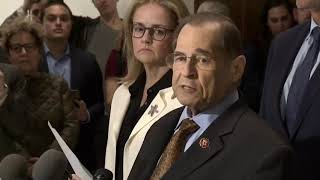 The Chairs Of Five Key House Committees Named On Attorney General William Barr Wednesday Night To