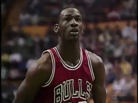 1986 Playoffs R1G2: Chicago Bulls @ Boston Celtics
