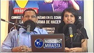 Emisión en directo de Radio Web Miraista Ecuador 02/09/2017