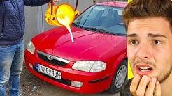 EXPERIMENT Lava VS. Auto