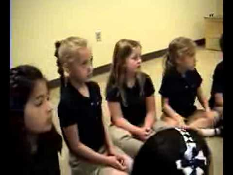 Believers Academy Music Class Video 3 2014