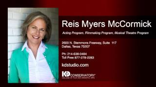 ⭐️Reis Myers McCormick discusses KD Conservatory LIVE on the radio on 4/18/17