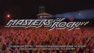 Festival Masters of Rock 2014 - Vizovice, CZ