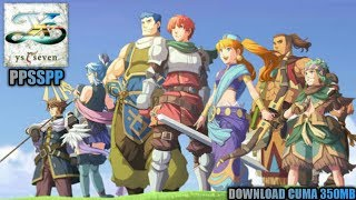 Cara Download Dan Install Game Ys Seven PPSSPP Android