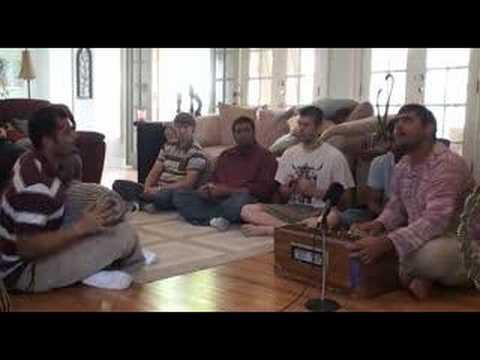 Amala Kirtan das - Hare Krishna Bhajan