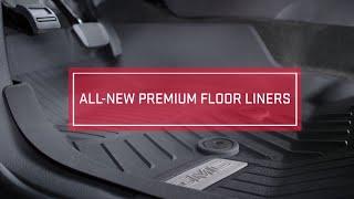 GMC Accessories: All-New Premium Floor Liners