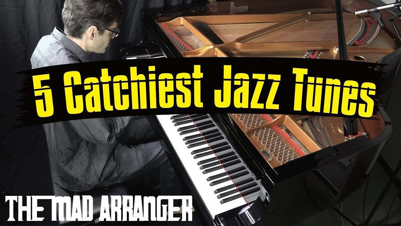 The 5 Most Catchy Jazz Tunes - Jacob Koller - Jazz Piano Cover - Piano Understand