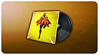 "Fortnite - Major Lazer ""Default Fire"" Pack de musique! (Fortnite Saison X Default Dance Remix)"