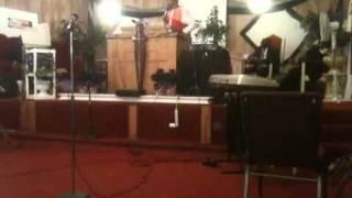 Bishop John Matthews Sr. preaches, What
