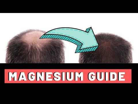 Magnesium For Hair Growth - Does It Stop Hair Loss?