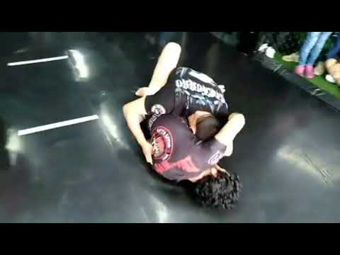 Luis Zuñiga vs Clever Diaz  ( Final: Catg: Noveles 70kg)