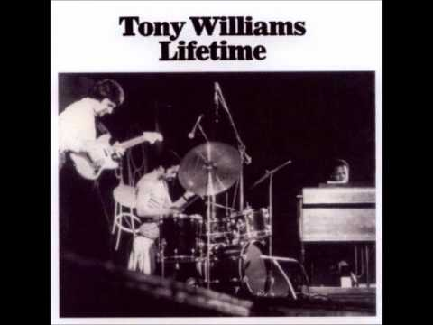 Tony Williams Lifetime w/ John McLaughlin - Something Spiritual, Live 1969