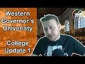 Western Governor's University: Bachelor