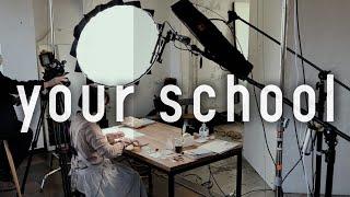 【オンラインクラス】your school  [Online class ]