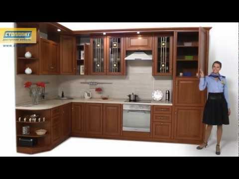 кухня Регина, патина