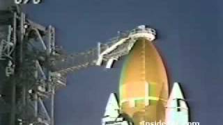 STS-51I space shuttle launch live on NASA TV