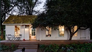 Tiny 540sf House Outside Of Portland Given Fourth Life By Talented Designer