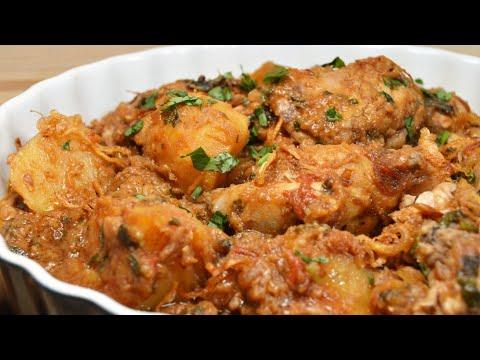 [mauritian-cuisine]-easy-chicken-kalia-recipe- -kalia-poulet