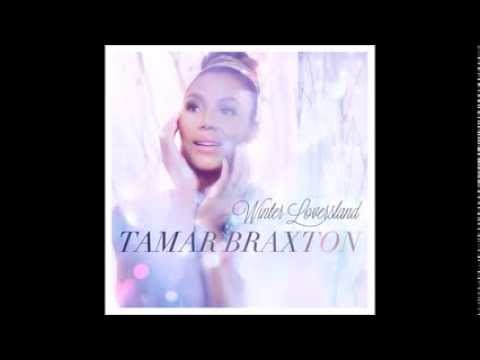 NEW Tamar Braxton  Away In A MangerLittle Drummer Boy  Winter Loversland