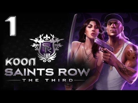 Игра Saints Row 3 The Third скачать торрент