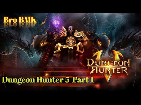 Dungeon Hunter 5 Android GamePlay Part 1