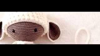 Амигуруми: схема Овечки Лупо. Игрушки вязаные крючком!
