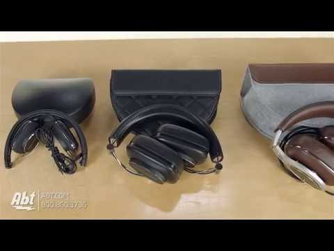 Comparison of Bowers & Wilkins 2016 Headphones Lineup