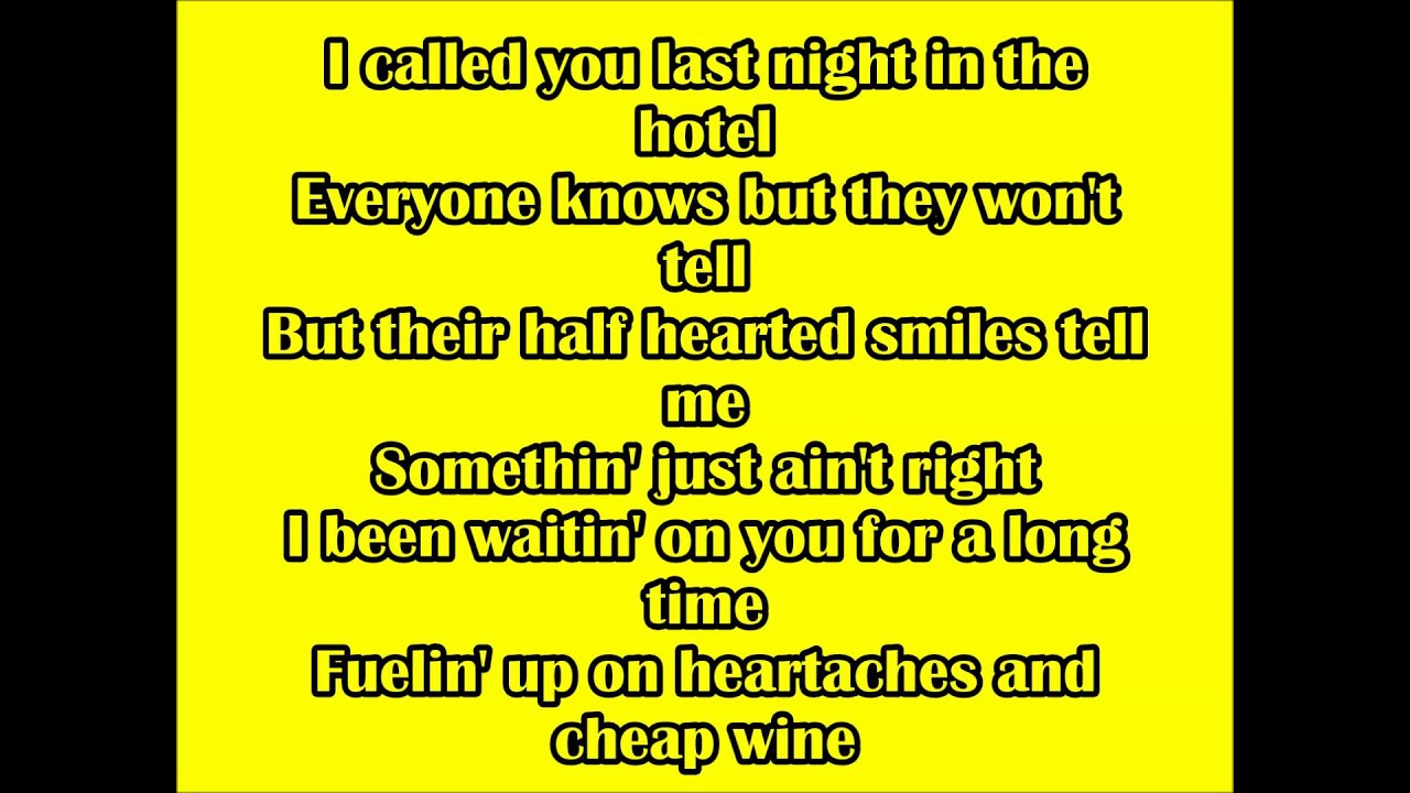 Picture-Kid Rock &Sheryl Crow Lyrics - YouTube