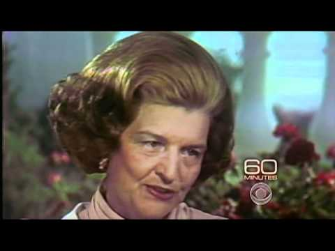 Remembering former first lady Betty Ford